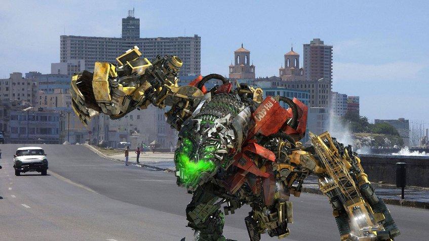 Saga Transformers Rodará Parte De Su Nueva Película En La Habana