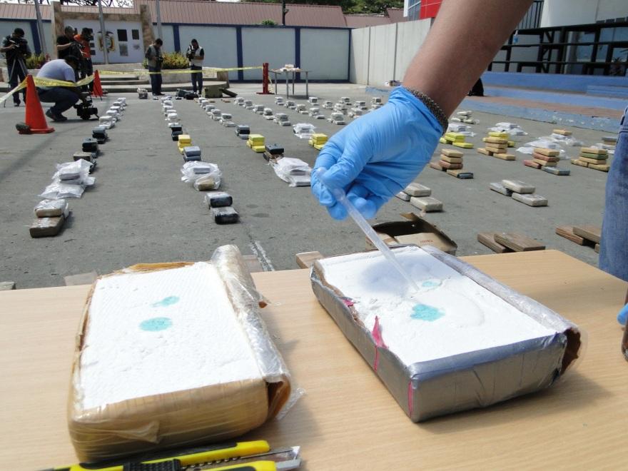 incautan droga brasil